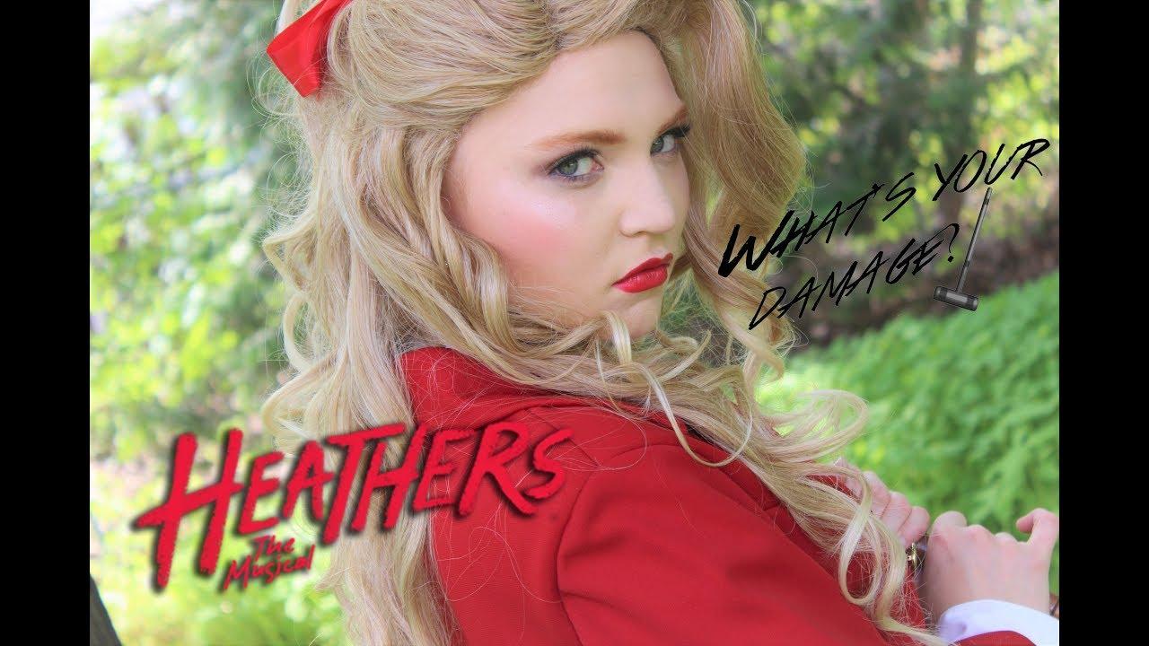 Cosplay Transformation: Heather Chandler (Heathers)