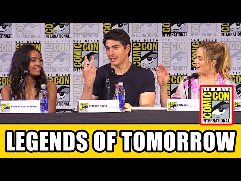 LEGENDS OF TOMORROW Comic Con Panel - Season 3, News & Highlights