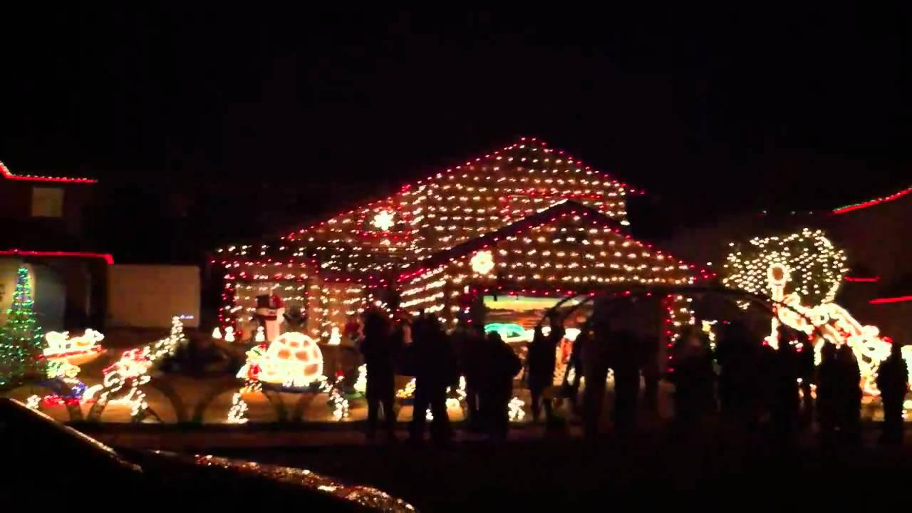 really nice christmas light house in murrieta ca