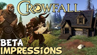 "Crowfall Beta First Impressions ""Is It Worth Playing?"""