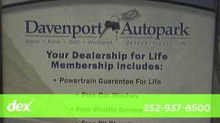 Davenport Autopark-Honda, Buick-GMC, Pre-Owned