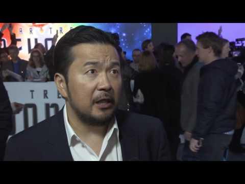 Star Trek: Beyond: Director Justin Lin Australian World Premiere Interview