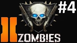 Call of Duty Black Ops 2 Zombies Gameplay - TheRelaxingEnd