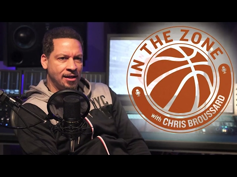 'In the Zone' with Chris Broussard Audio Podcast: Episode 18