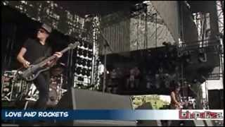 Love And Rockets - Ball Of Confusion - Live Lollapalooza 2008