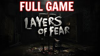 vuclip Layers Of Fear Walkthrough - FULL GAME! (Xbox One/Ps4 Gameplay 60FPS)