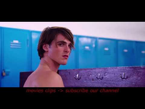 The Kissing Booth 2018 - Elle in boys bathroom