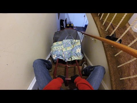 How To Use A Dolly To Move A Heavy Tv Youtube