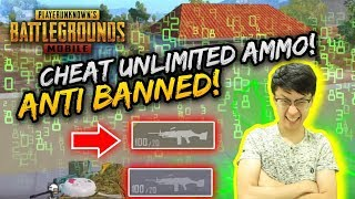 PAKE CHEAT UNLIMITED AMMO ANTI BANNED2 CLUB! | SOLO VS SQUAD | PUBG MOBILE
