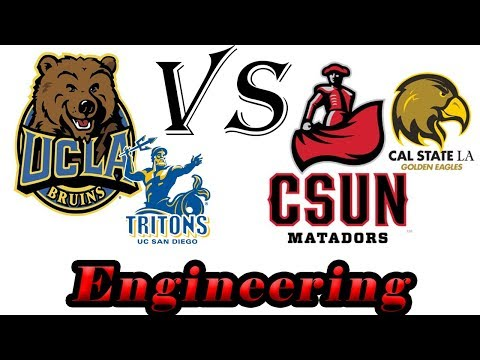 UC or CSU? Where should you study Engineering?