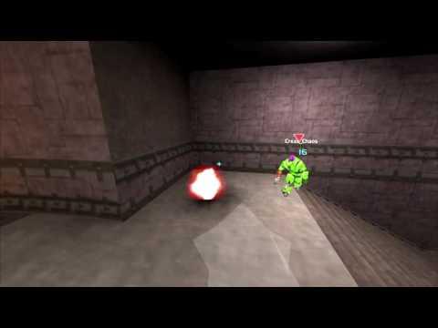 Quake Live: not iouonegirl's best round on Bus Station