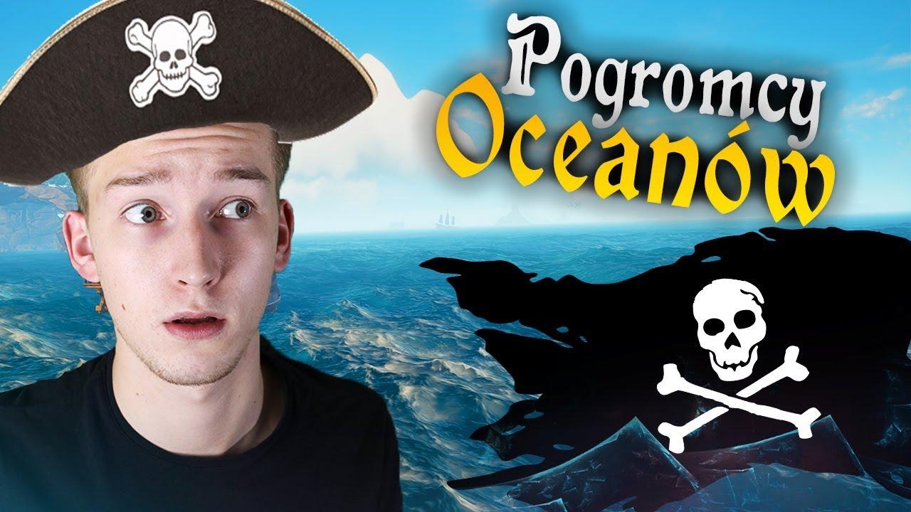 POGROMCY OCEANÓW #1 – Zostałem PIRATEM?! ☠️