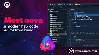 Meet Nova - A Modern New Code Editor From Panic