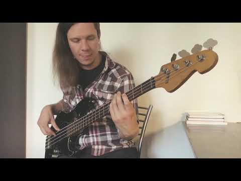 Bassup: Александр Воронцов. Образовательный канал о бас-гитаре. Приветствие.