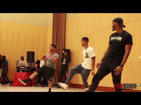 Trumundi TV: AI Nupes stroll in the Casa Academy Blockshow @ MSU