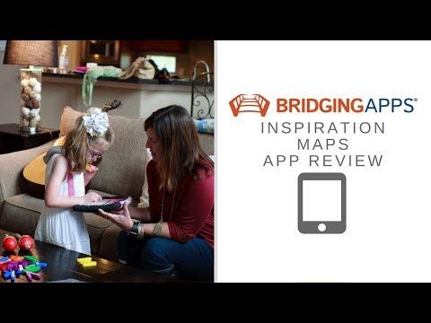 Inspiration Maps App Review