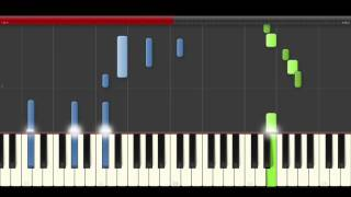 Narcos opening Theme Netflix Rodrigo Amarante  piano midi tutorial sheet partitura cover karaoke app Video