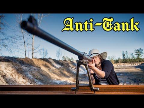 Firing Segment: Episode 022 T-Gewehr