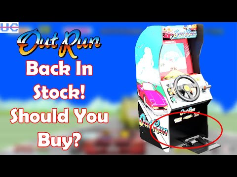 Out Run Arcade1up Back In Stock! Should You Buy? from Unqualified Critics
