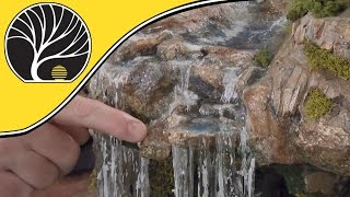 Model Waterfalls and Rapids - Model Scenery | Woodland Scenics thumbnail