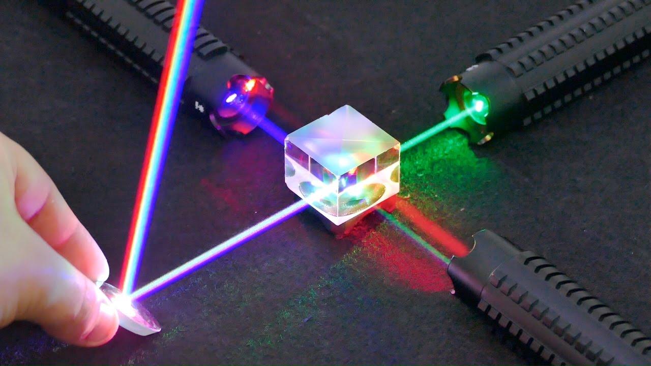 5 Trucos Con Laser Que Te Van A Impactar 191 Video