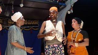 Yakshagana -- Leela manusha vigraha - 10 - O nanna kandaa...Kannadikatte
