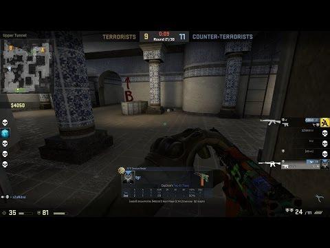 AM FOST CARAT GRAV! - Counter Strike Global Offensive