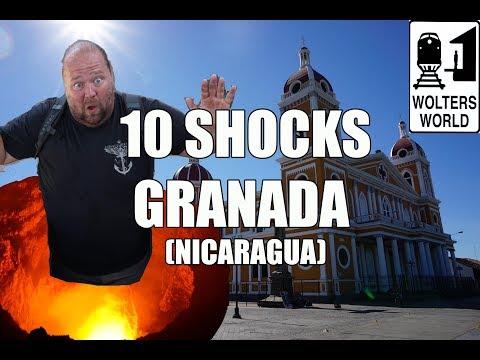 Visit Granada - 10 Shocks of Visiting Granada, Nicaragua