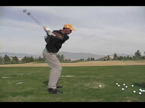 John Riegger Professional Golf Swing