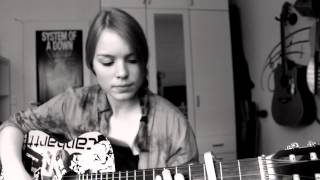 Letters To God - Box Car Racer (Sarah Mia acoustic cover)