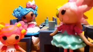 Куклы Лалалупси сериал Школа Волшебства 2 серия мультик Lalaloopsy Mini