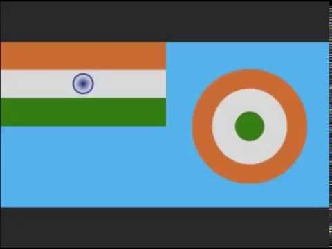 Indian Air Force AFWWA Song