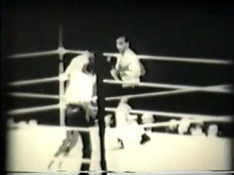 Joe Louis vs Primo Carnera Rounds 5 & 6