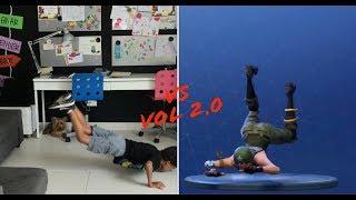 Fortnite Challenge Vol 2.0 - Daniel Asaf
