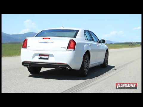 2015 2016 Chrysler 300 Dodge Charger Performance Exhaust