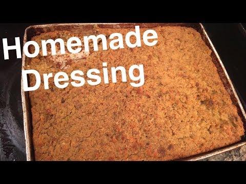 How To Make: Homemade Dressing