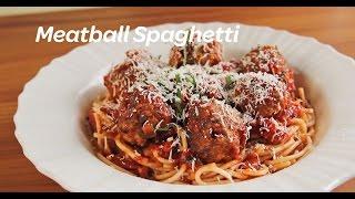 Meatball Spaghetti Recipe | Yummy Ph