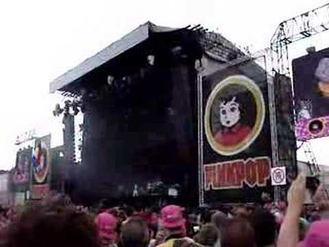 Razorlight  In the morning  Pinkpop 2007 HQ sound