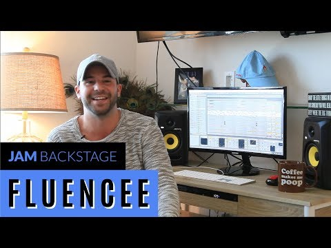 FLUENCEE interview | ♫ Foxgloves ♫  | Music Maker JAM
