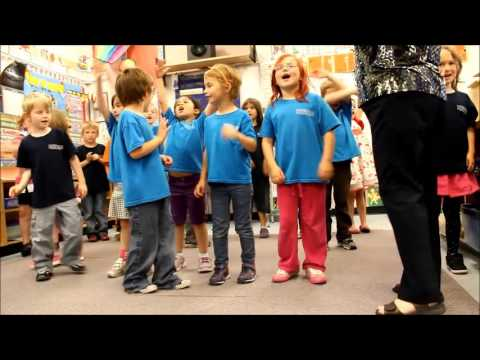 Noras Kindergarten End of Year Celebration: Four Hugs a Day Song