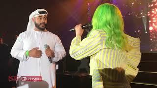 SUPREME KZ TANDINGAN SINGS WITH AN ARAB | MAHAL KO O MAHAL AKO