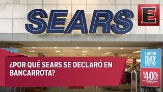 La quiebra Sears EU: Otro gigante que se resistió al cambio