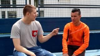 """Young Cristiano Ronaldo(Интервью """"Кто хочет стать легионером"""") 2 часть"""