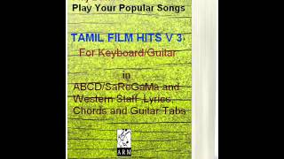 Bollywood sheet music Books by Raj Balan S.wmv