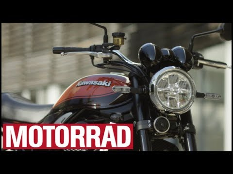 Kawasaki Z 900 RS Far From Retro English Subtitles