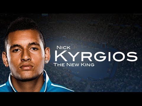 Nick Kyrgios - The New King ᴴᴰ