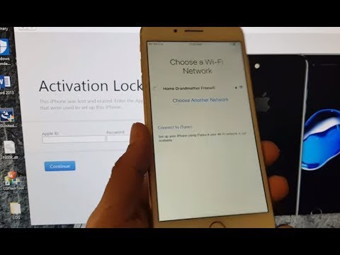 How to unlock iCloud activation lock by 3uTools 2018