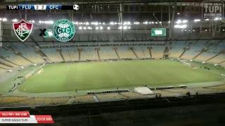 Video Gol Pertandingan Fluminense FC RJ vs Coritiba