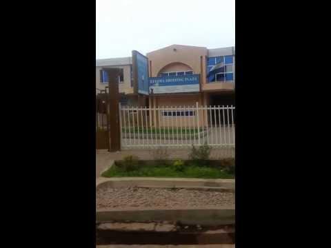 SIERRA LEONE  - Kenema Main Road & Shopping Mall