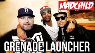 "Madchild - ""Grenade Launcher"" (feat. Slaine from La Coka Nostra & Prevail) - Official Music Video"